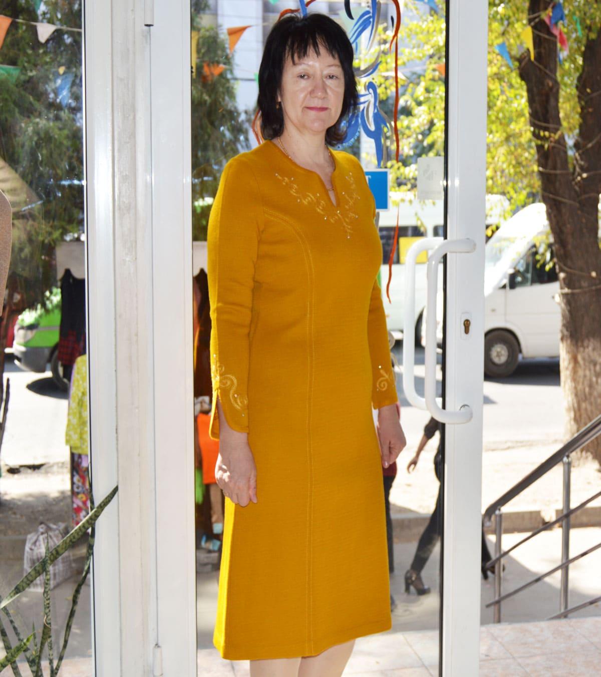 Илбирс: Платье СБ-520